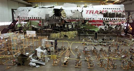 Related: Was TWA 800 Shot Down By a Military Missile?