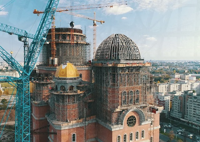Romania Consecrates World's Largest Orthodox Cathedral in ...