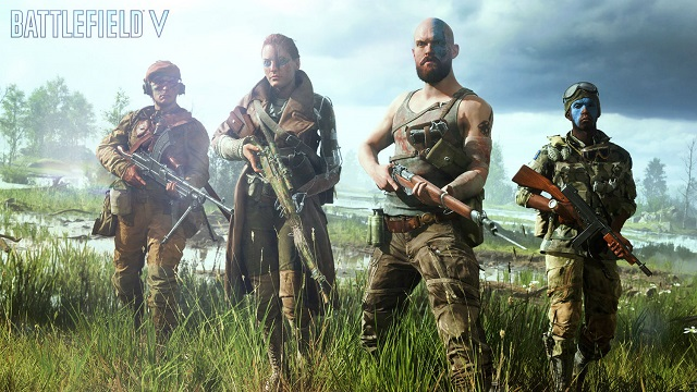 Battlefield V S Down 63 On 1 In Uk Goes For Half Off Days After Launch