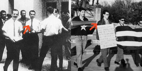 President Kennedy is assassinated