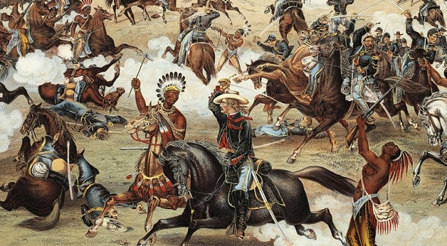 native americans and european settlers