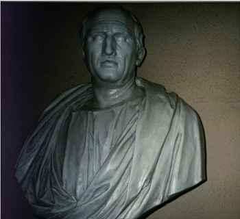 an analysis of the first triumvirate which consisted of julius caesar crassus and pompey Examining the history of the roman empire rome was actually first a  julius caesar  caesar entered into a political alliance with crassus and pompey that.
