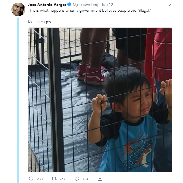 SHOCK VIDEO: Inside Trump's Concentration Camp For ...