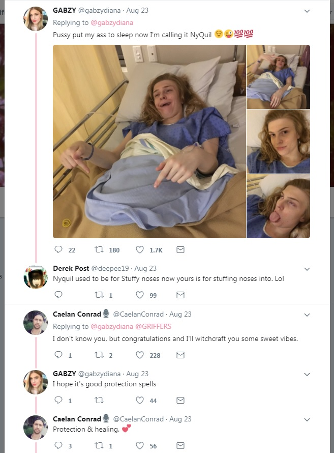 'Waiting To Cut My D**k Off': 18yo Canadian Live Tweets Sex Change Surgery