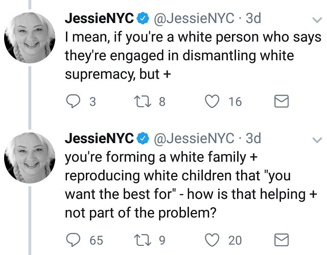 CUNY Prof: 'The White-Nuclear Family Is One Of The Most Powerful Forces Supporting White Supremacy'