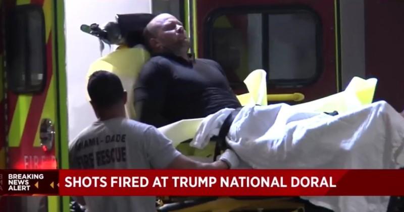 Anti-Trump Leftist Tries to Shoot Up Trump Golf Resort in ...