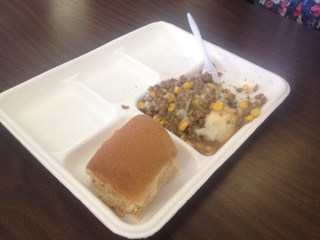 Trump Rolling Back Michelle Obama's Disgusting School Lunches