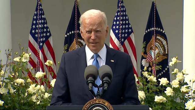 Biden: 'The Rule Is Now Simple: Get Vaccinated Or Wear A Mask Until You Do'